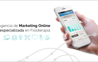 Marketing online especializado en Fisioterapia